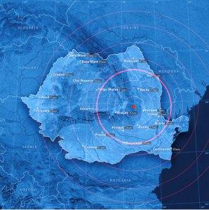 Romania-harta-seismica
