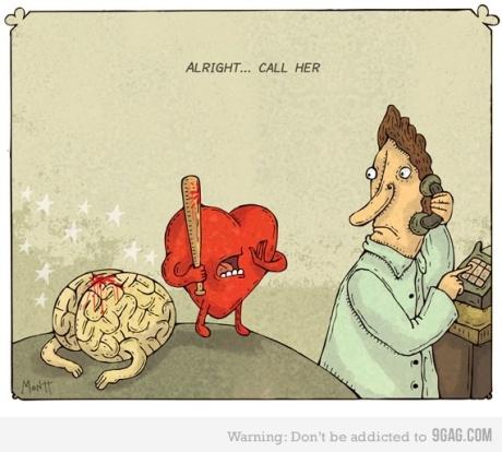rational versus emotional