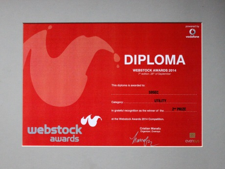 Diploma Webstock