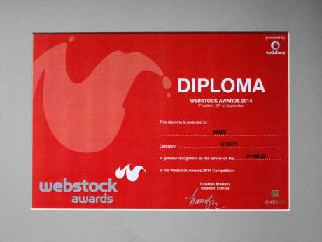 Diploma Webstock